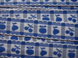 SB11e midden blauw hollands fruitband