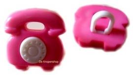 KN550 Roze telefoon