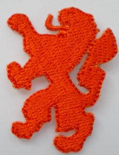 Opstrijk applicatie Oranje Leeuw