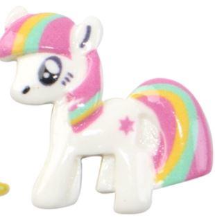 Flatback Pony wit