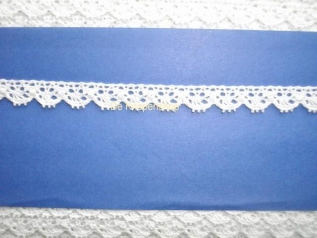 Grootmoederskant (2) wit 0,8cm