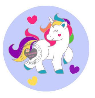 Flatback unicorn