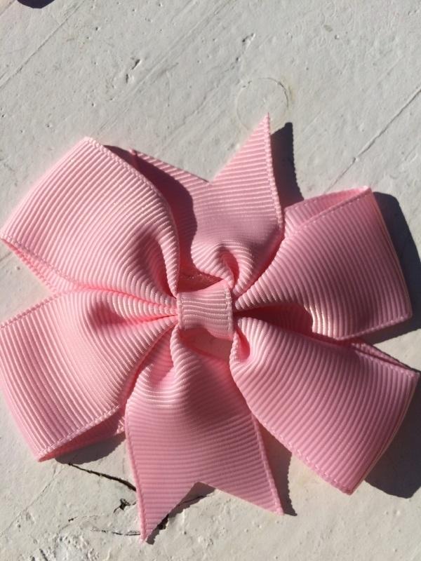 Strik dubbel baby roze