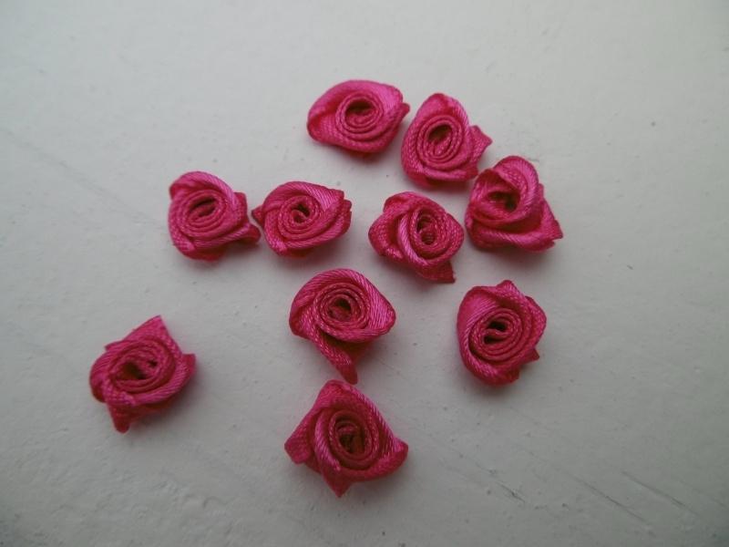 roosje fuchsia 1 cm (10)