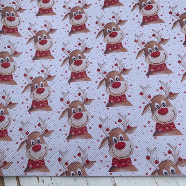 Leer vrolijke kerst eland