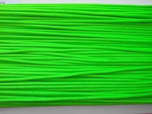 Koord neon groen