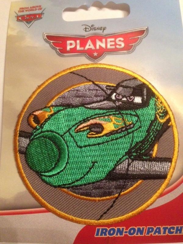 Opstrijk applicatie Disney Cars planes vliegtuig