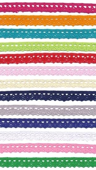 grootmoederskant 13 kleuren (kies jou kleur)