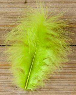 Veer  luxe lime groen 8/10cm