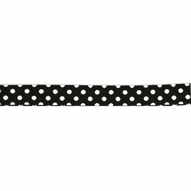 Rolband stip zwart 50cm (Diadeem maken)