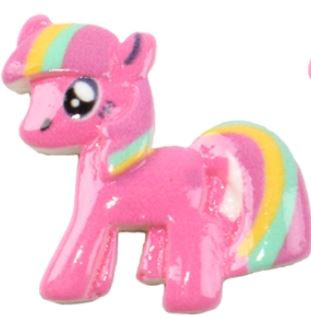 Flatback Pony roze
