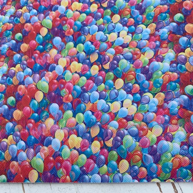 Leer ballonnen