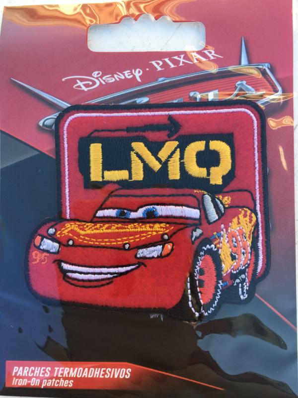 Disney Cars rood LMQ