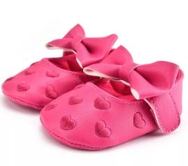 Baby schoen pink