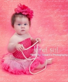 Pettiskirt Roze/pink