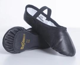 Balletschoen zwart