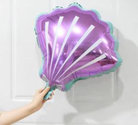 Folieballon schelp