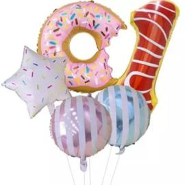 One Sweet Donut (5-delig)