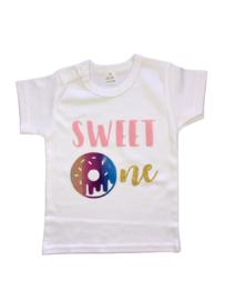 Sweet One verjaardag shirt