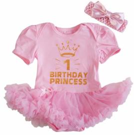 Verjaardagjurk Birthday Princess