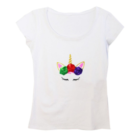 DAMES Unicorn T-shirt