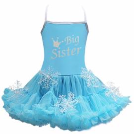 Frozen jurk Big Sister