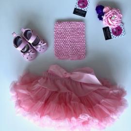 Babyset roze(4 delig)