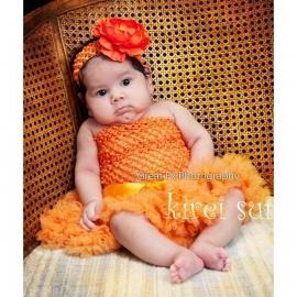 Pettiskirt Oranje