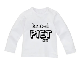 Knoeipiet + naam