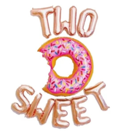Two Sweet Donut