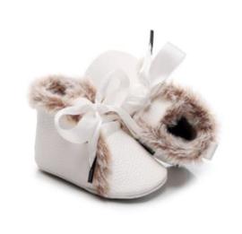 Babyschoen wit