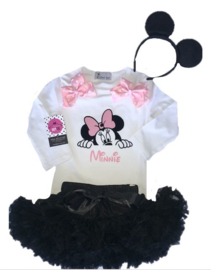 Minnie Mouse setje (3-delig)