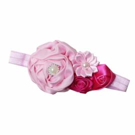 Haarband  roze/pink