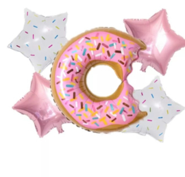 Sweet Donut folieballon