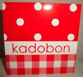 Kadobon 75,00 euro