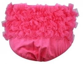 Luierbroekje/bloomer pink