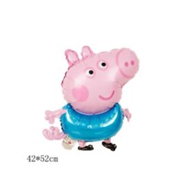 Peppa Pig blauw jurkje