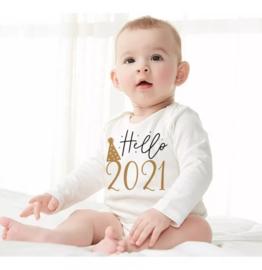 Shirt Hello 2021 unisex