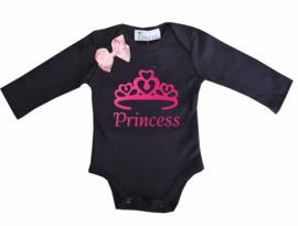 Princess lang/korte mouw