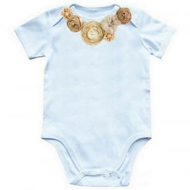 Baby shirt Toasted Almond