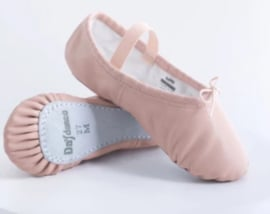 Balletschoen beige