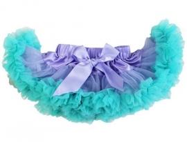 Pettiskirt Violet Tulp/Lucite Green