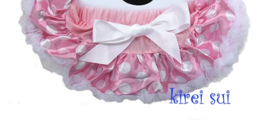 Baby Pettiskirt Minnie Mouse Roze
