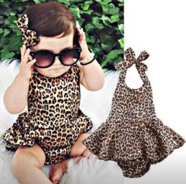 Fotoshoot babypakje luipaard