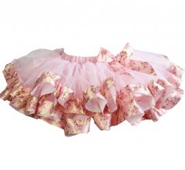 Tutu rok roze romantisch