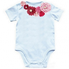 Baby shirt Pink/Roze