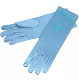 Frozen handschoenen blauw
