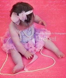 Pettiskirt Lavendel/roze