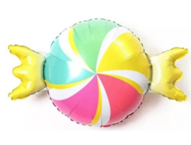 Snoepje folieballon XL