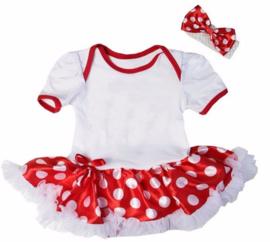 Minnie Mouse babyjurk